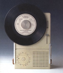 Dieter Rams first walkman